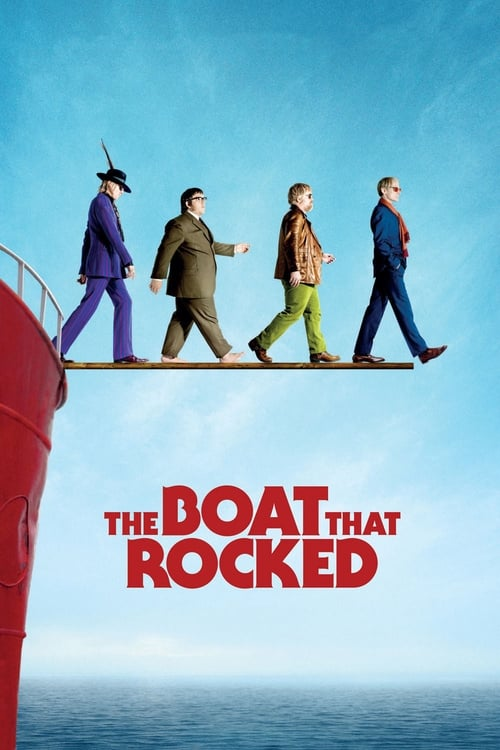 The Boat That Rocked - Poster
