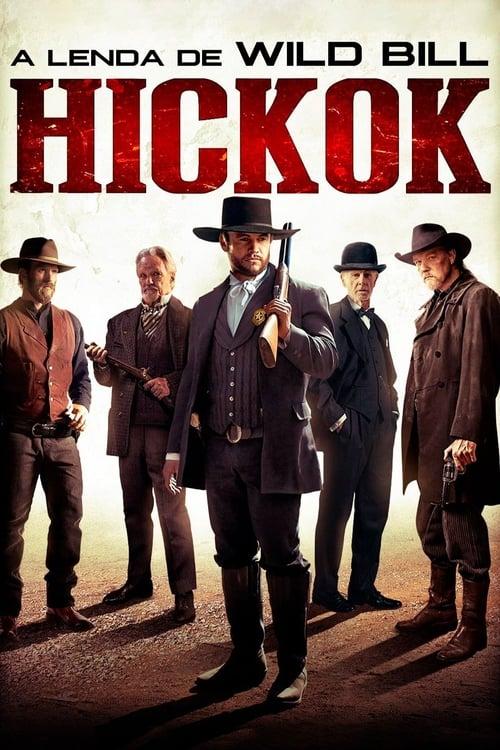 Assistir A Lenda de Wild Bill Hickok - HD 720p Dublado Online Grátis HD