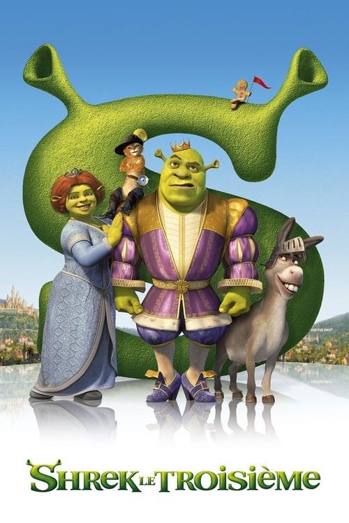 Shrek le troisième (2007)