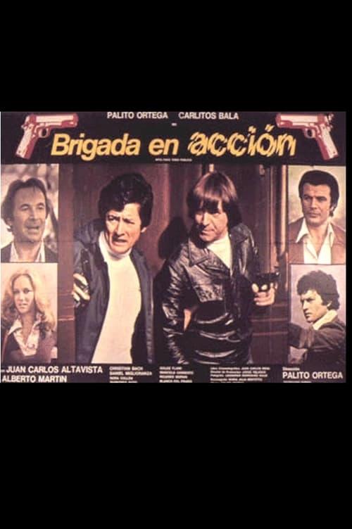 Brigada en acción (1977)