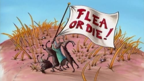 CatDog: Season 1 – Episode Flea or Die!