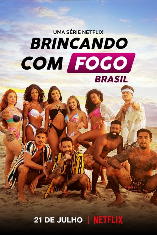 Poster von Too Hot to Handle: Brazil