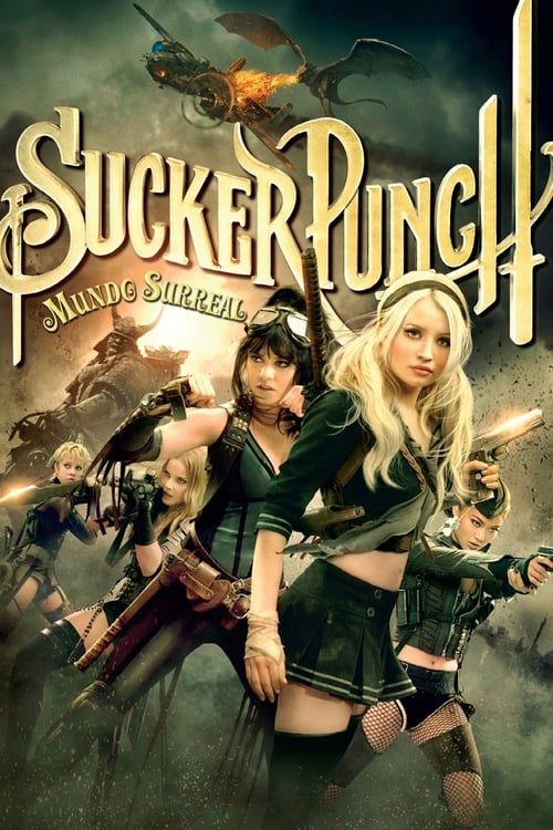 Assistir Sucker Punch - Mundo Surreal - HD 720p Blu-Ray Online Grátis HD