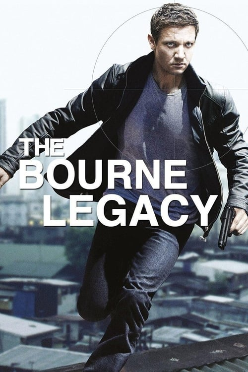 Largescale poster for The Bourne Legacy