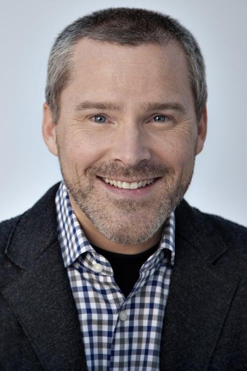 Kép: Roger Craig Smith színész profilképe