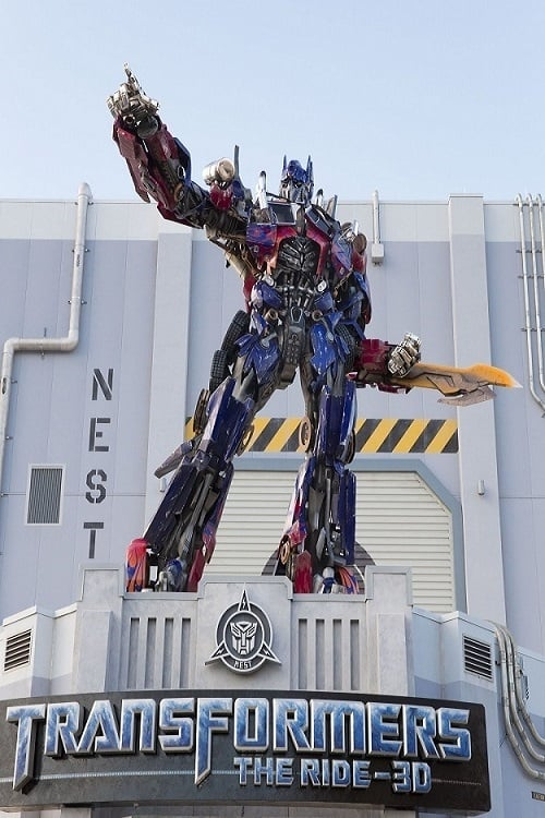 Transformers: The Ride - 3D (2012)