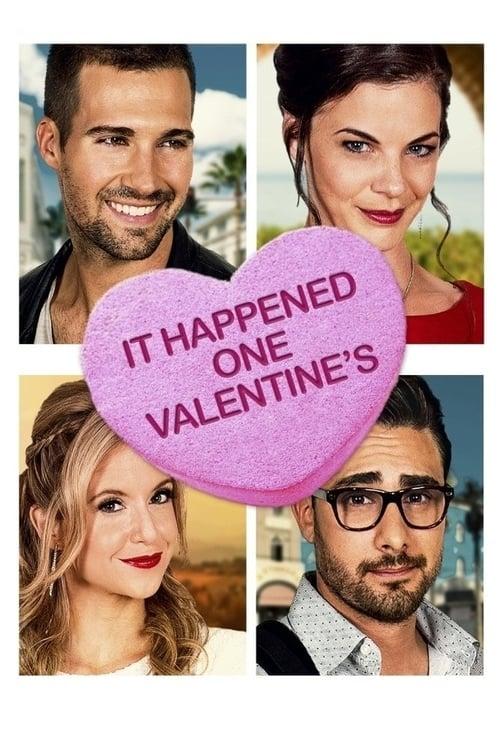 It Happened One Valentine's (2017) Poster