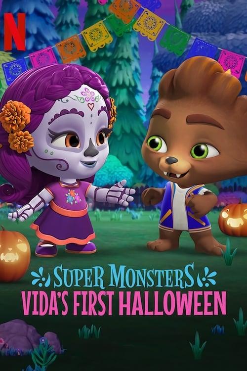 ➤ Super Mini Monstres : Le Premier Halloween de Vida (2019) streaming film en français