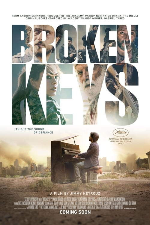Watch Broken Keys Online s1xe1