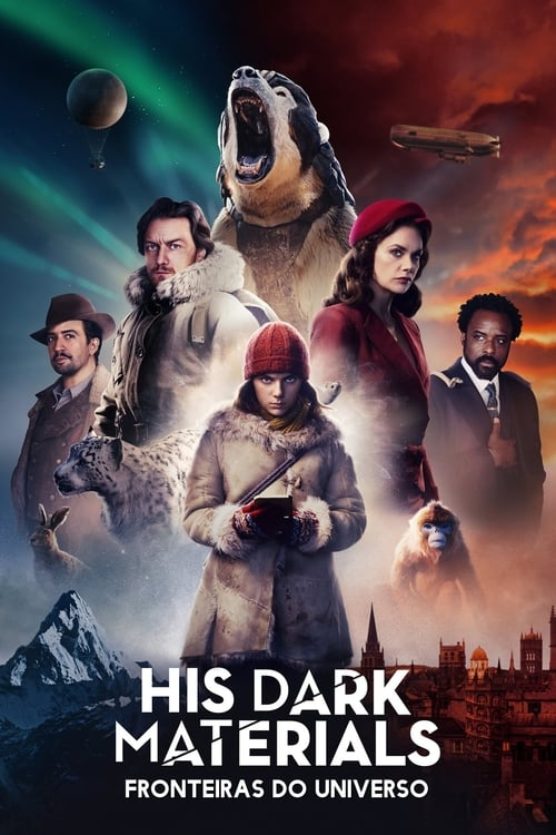 Image His Dark Materials - Fronteiras do Universo