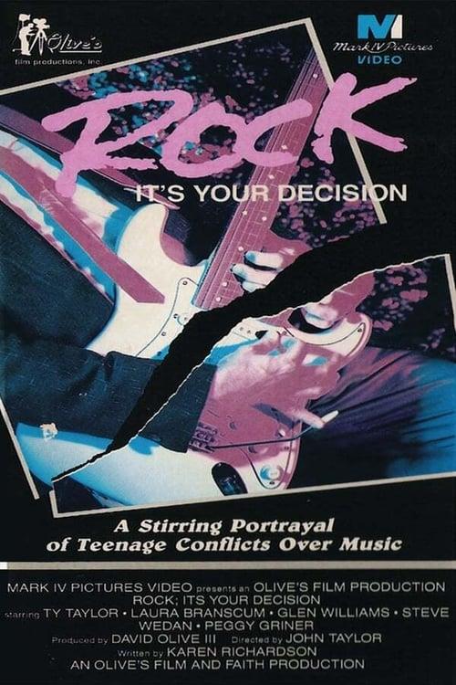 Rock: It's Your Decision