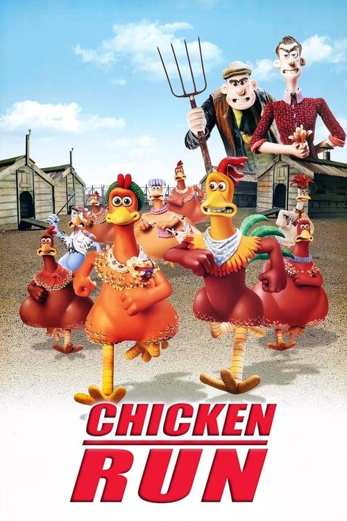 [HD] Chicken run (2000) streaming vf