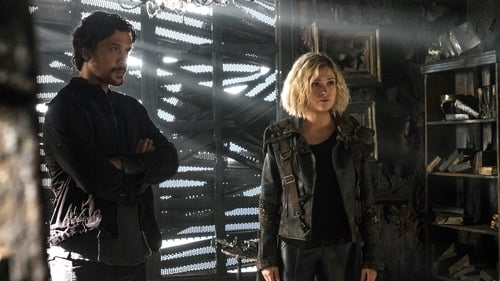 The 100 - Season 5 - Episode 8: How We Get to Peace