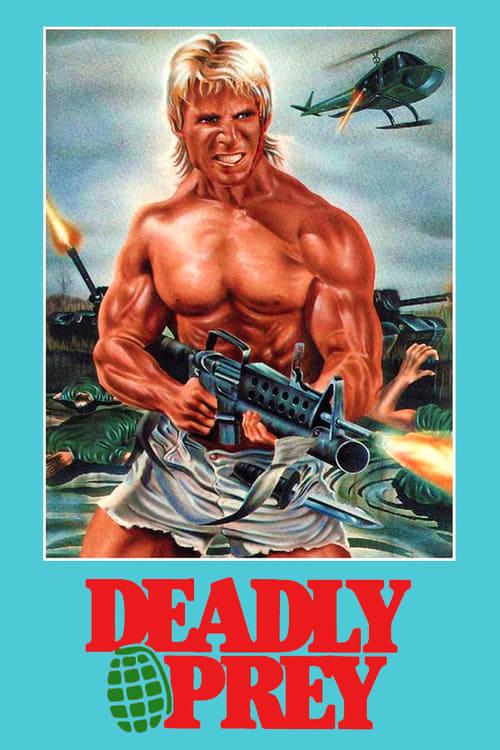 Tödliche Beute - Poster