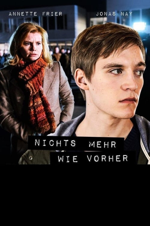 Nichts mehr wie vorher (2013) Poster