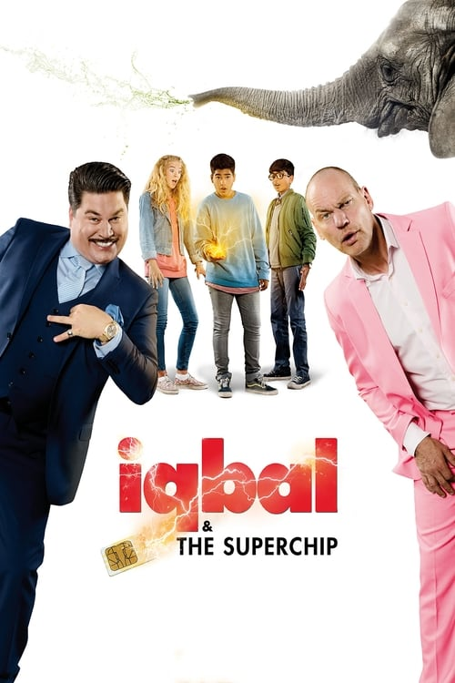 Iqbal og Superchippen (2016)