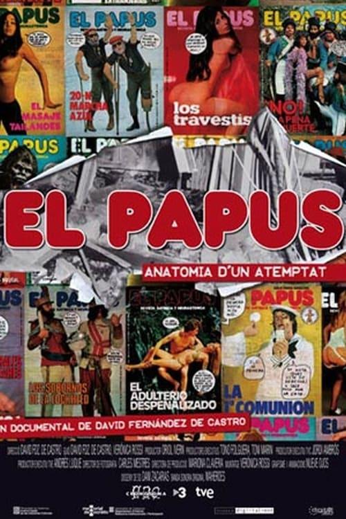 Ver pelicula El Papus, anatomía de un atentado Online