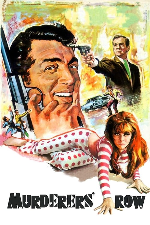 Watch Murderers' Row (1966) Best Quality Movie