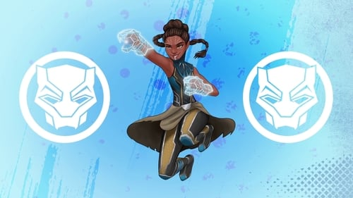 Full Movie Marvel Rising: Operation Shuri - Putlocker Streaming