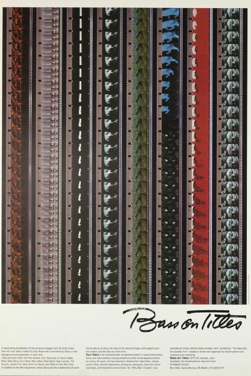 Bass on Titles (1977)