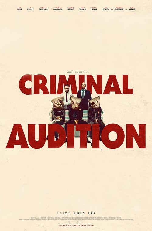 Watch Criminal Audition Online Vodlocker
