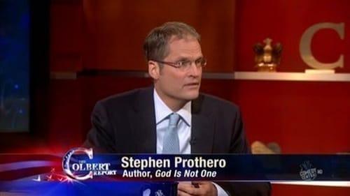 The Colbert Report 2010 Blueray: Season 6 – Episode Stephen Prothero