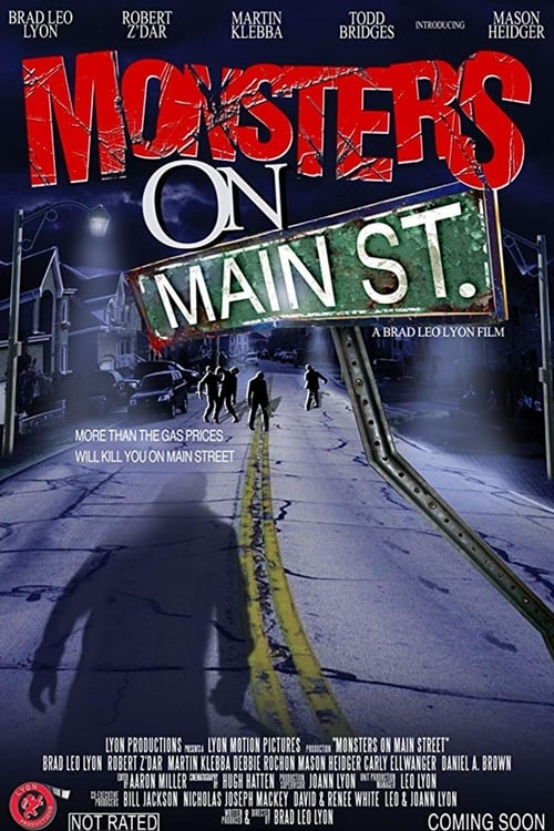 Monsters on Main Street (2014)