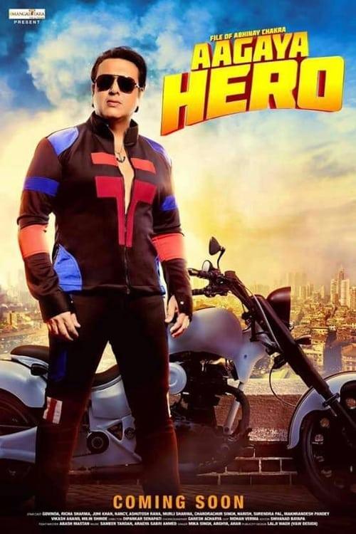 Aa Gaya Hero Affiche de film