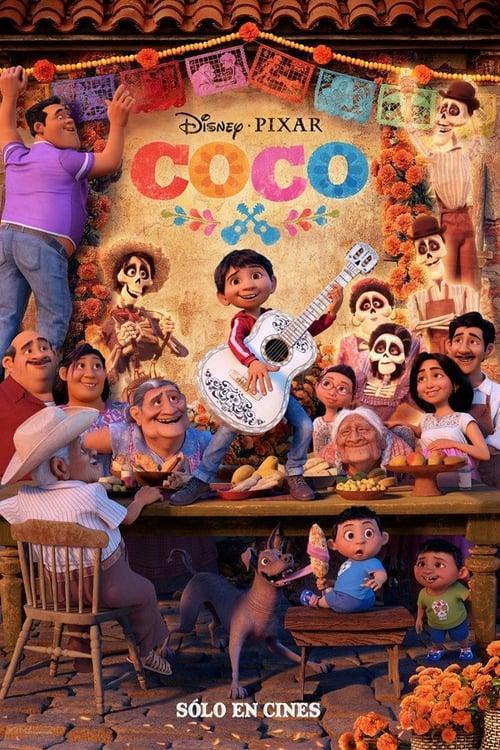 Coco [Castellano] [rhdtv]