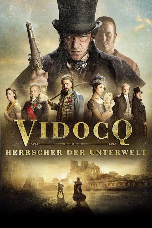 Poster von Vidocq - Herrscher der Unterwelt