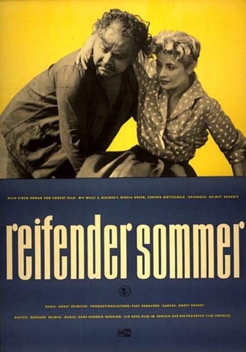 Película Reifender Sommer En Español En Línea