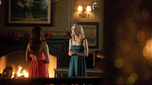 The Vampire Diaries - Season 5 - Episode 8: Dead Man on Campus