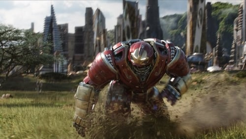 Avengers: Infinity War - An entire universe. Once and for all. - Azwaad Movie Database