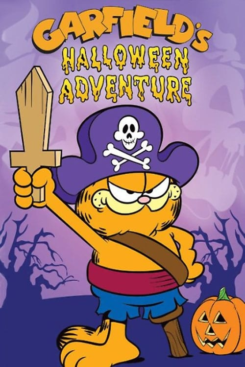 Hd 1080p Garfield S Halloween Adventure Streaming En Ligne Avec Le Francais