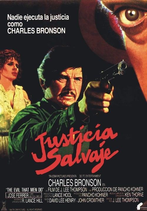 Mira La Película Justicia salvaje En Buena Calidad Hd 720p