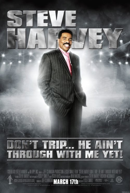 Don't Trip... He Ain't Through with Me Yet (2006) Poster