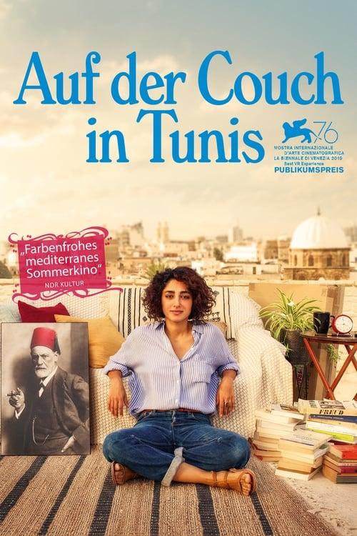 Poster von Auf der Couch in Tunis