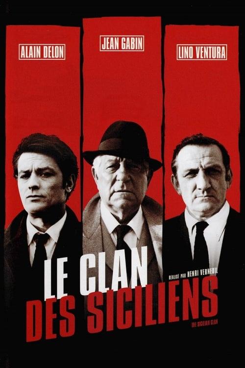 Película El clan de los sicilianos Doblada En Español