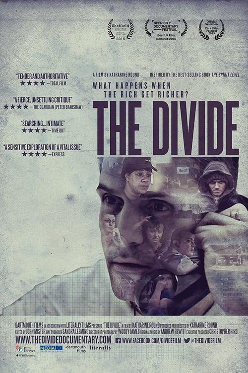 Poster von The Divide