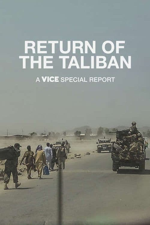 Watch Return of the Taliban: A VICE Special Report Online Instagram