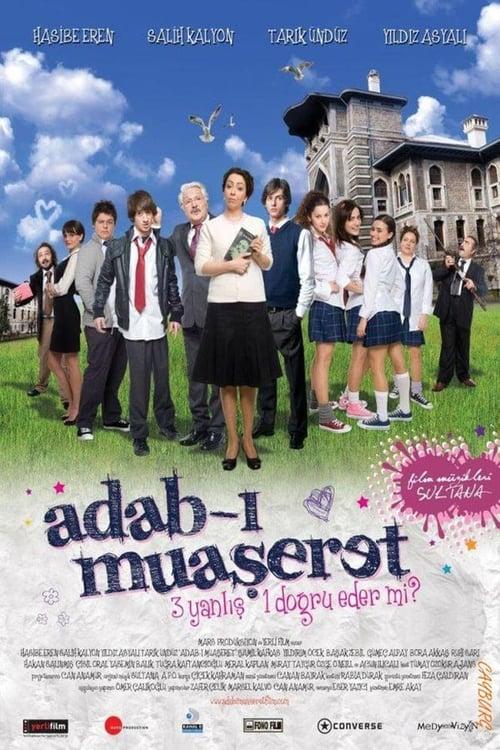 Adab-ı Muaşeret poster