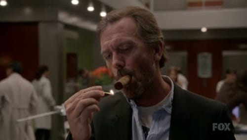 House - Season 8 - Episode 2: transplant