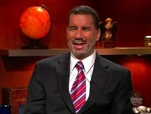 The Colbert Report: Season 4 – Episode Gov. David Paterson