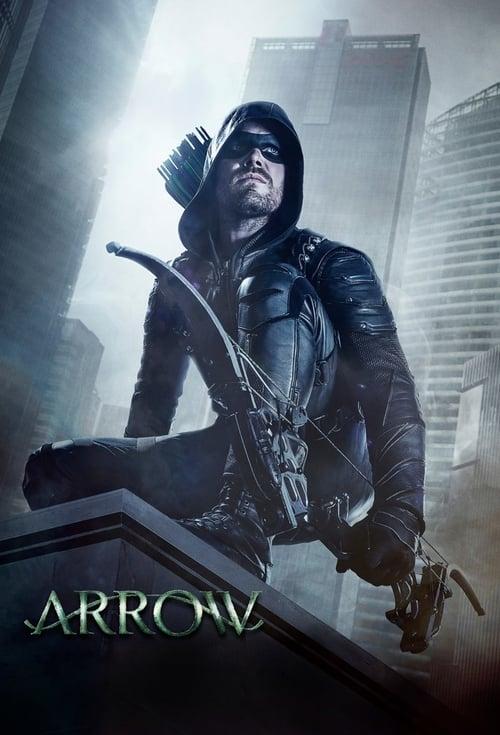 arrow - Season 0: Specials - Episode 5: Blood Rush, Part Four: The Sample