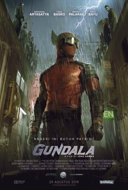 Assistir Gundala - Legendado Online Grátis HD