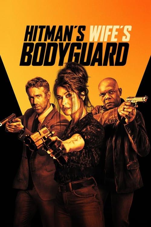 Hitman's Wife's Bodyguard - Poster