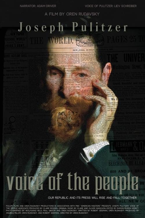 Joseph Pulitzer: Voice of the People (2019)