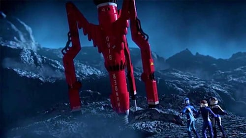 Thunderbirds Are Go!: Season 1 – Episode Comet Chasers