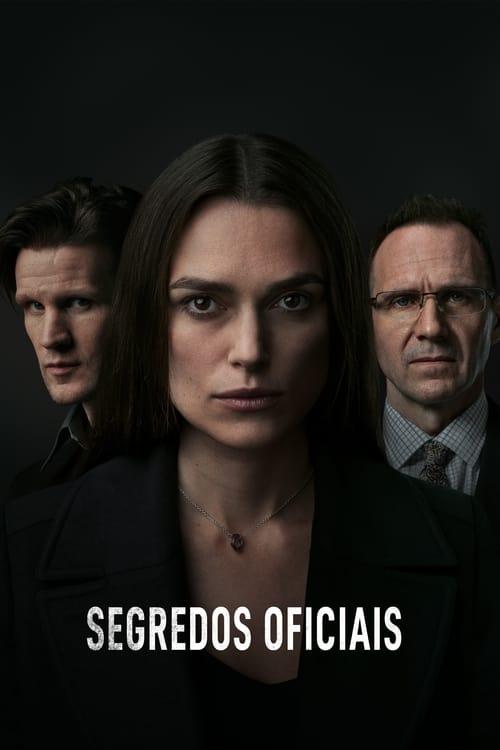 Assistir Segredos Oficiais - HD 720p Dublado Online Grátis HD