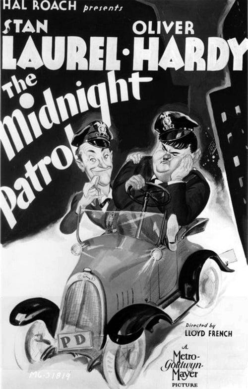 فيلم The Midnight Patrol مع ترجمة
